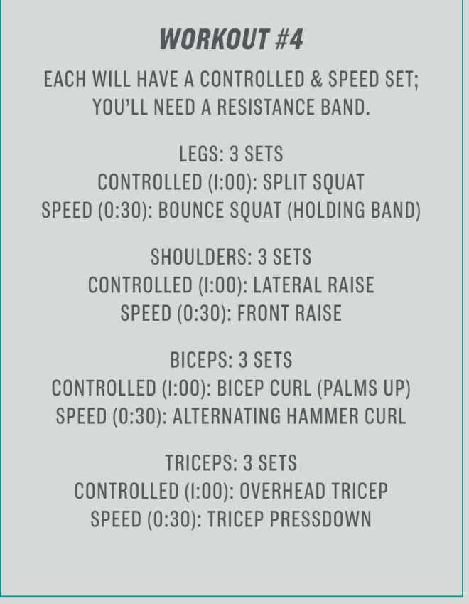 The workouts everyone will be doing this weekend - Fit Approach
