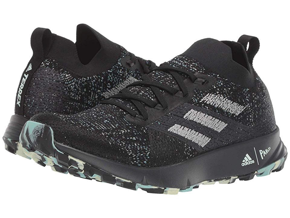 adidas Outdoor Terrex Two Parley Women's Running Shoes Black