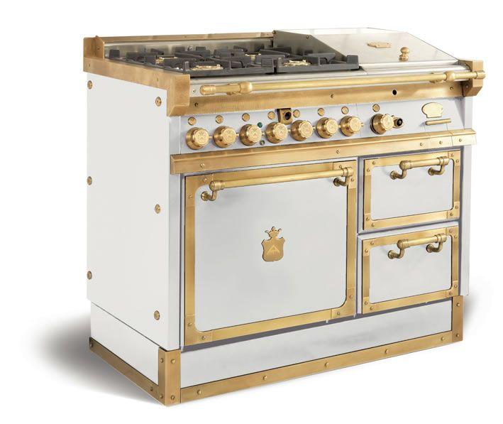 Cucina a libera installazione in acciaio OG108 Collezione P60 by ...