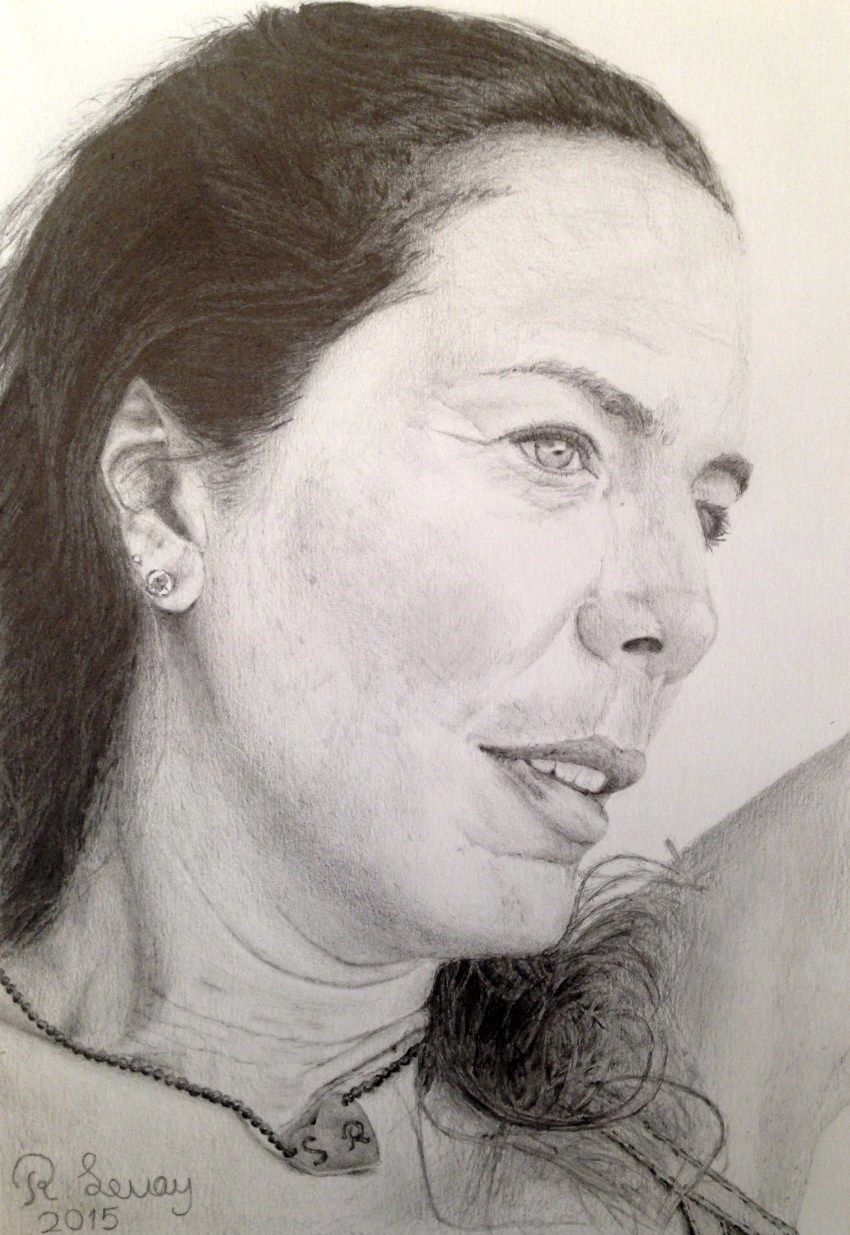 Realistic pencil drawing tutorial for beginners a drawing of a woman how to draw realism with pencils