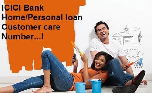 Icici Bank Home Personal Loan Customer Care Number Interest Rates Personal Loans Icici Bank Customer Care
