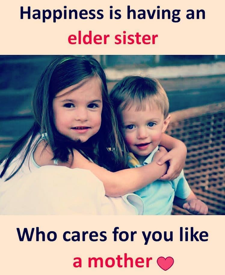 Tag Your Sister Follow Us Life Of Student Sister Quotes Funny Brother Sister Quotes Big Sister Quotes