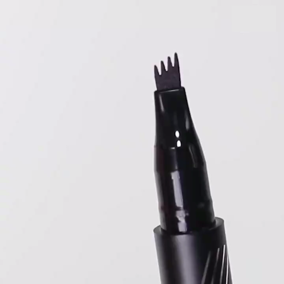 Get the eyebrows of your dreams with our amazing FLAWLESS Liquid Microblading Eyebrow Pen. Perfect for every type of eyebrow - whether sparse or uneven, you can use FLAWLESS to sculpt the best look. It's super simple to apply and takes just a few minutes to get a salon quality look. Water & smudge proof and lasts for up to 24 hours! For a limited time, it is 50% OFF but hurry, as supplies are limited