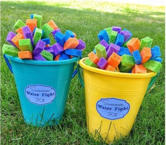 10 juegos de agua para el jardín 1 … | Pinteres…