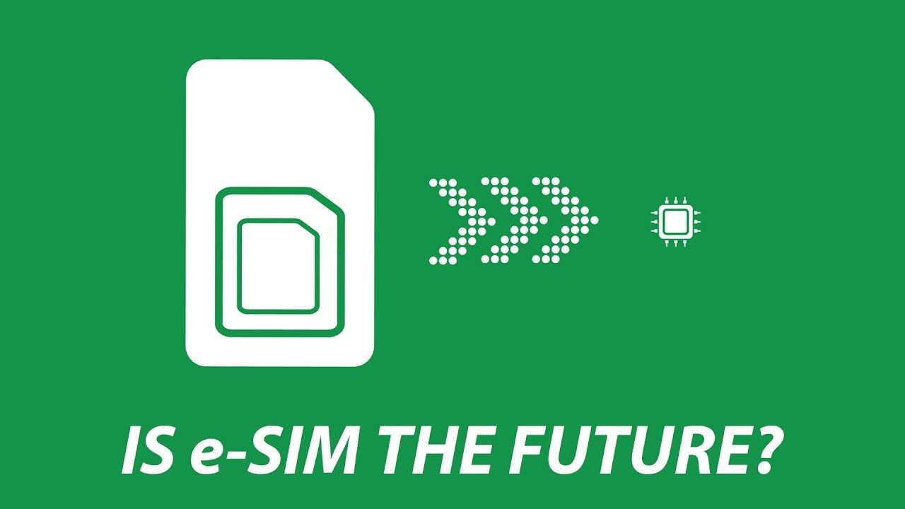What Is E Sim And How It Works Advantages And Disadvantages Of E