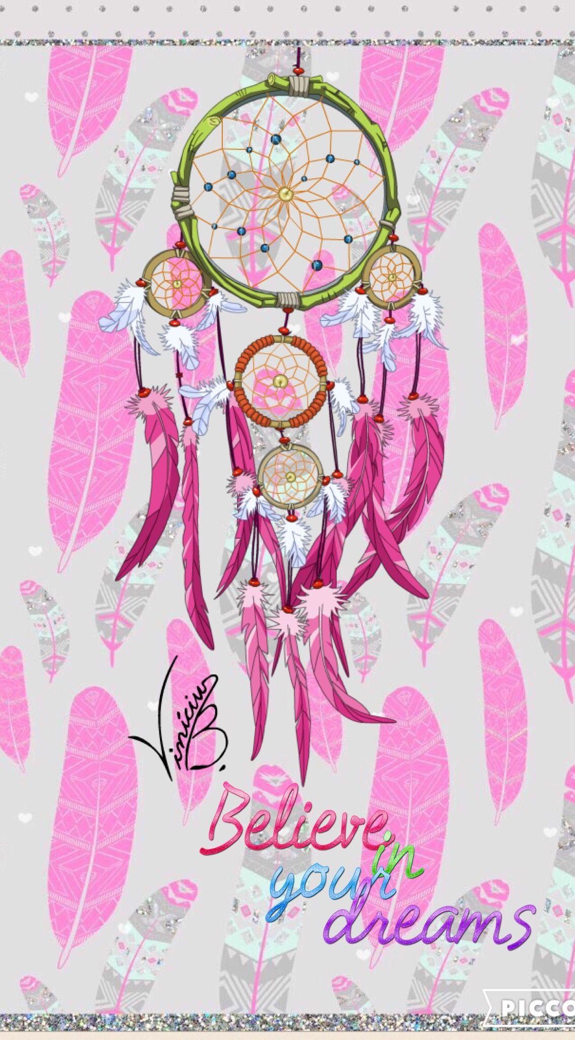 Wallpaper iphone dream catcher - Dreams Pink Dreamcatcher Wallpaperwallpaper