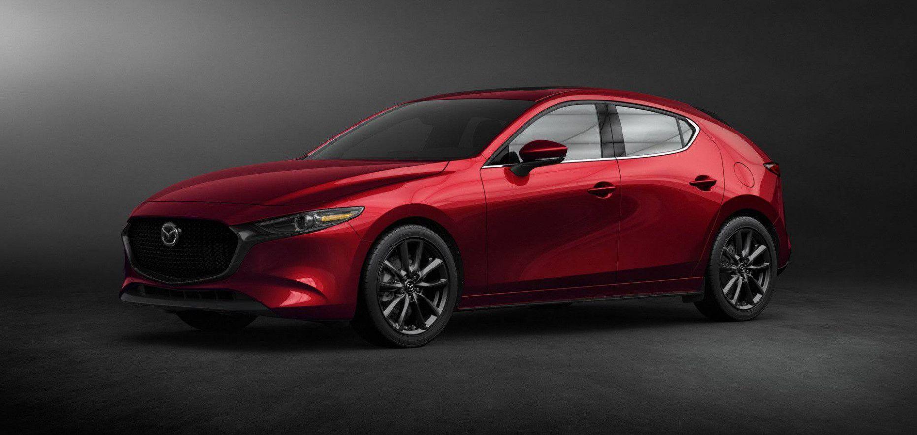 Mazda Ksa 2020 Photos Mazda 3 Mazda 3 Hatchback Mazda