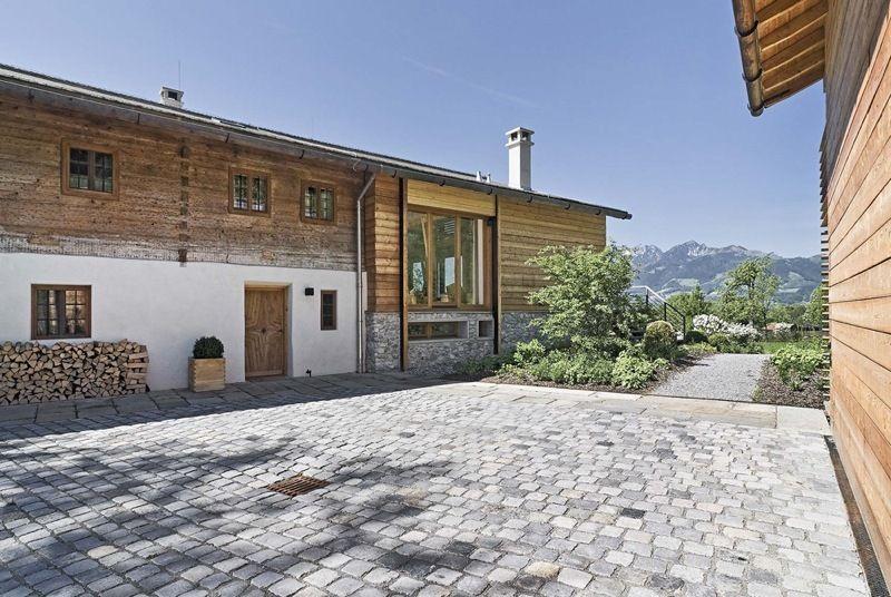 Bauernhaus Nußdorf | Hof | Home, House design und Farmhouse
