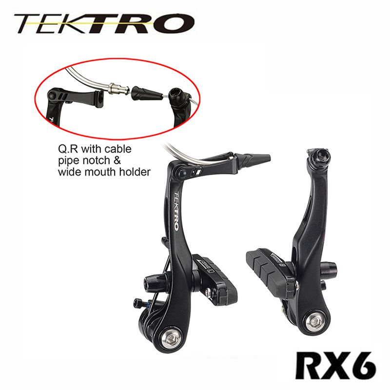 Tektro Cyclocross Road Bicycle Rx6 Brake Caliper Light Weight 144