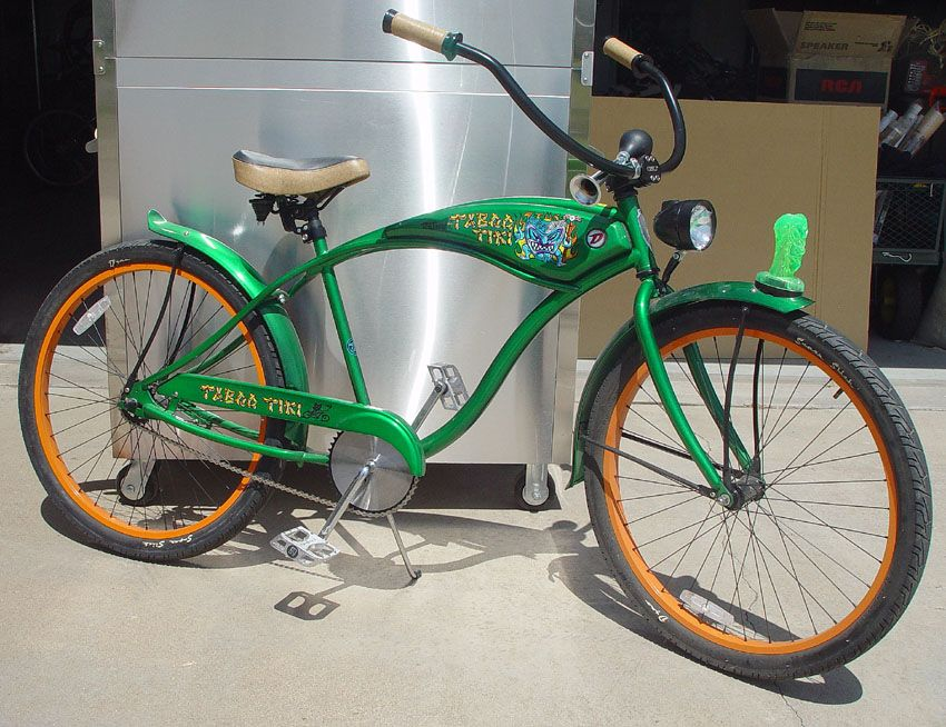 Kustom Kruiser Roadstster Dyno Roadster Bicycle For Sale