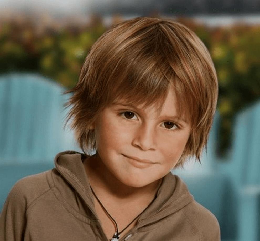 Frisuren Lange Haare Jungs Jungen Frisuren Pinterest Boy