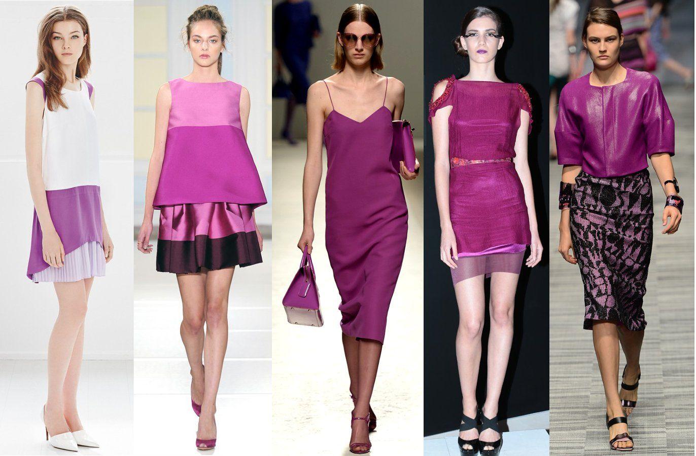 Monochromatic Colors Clothing