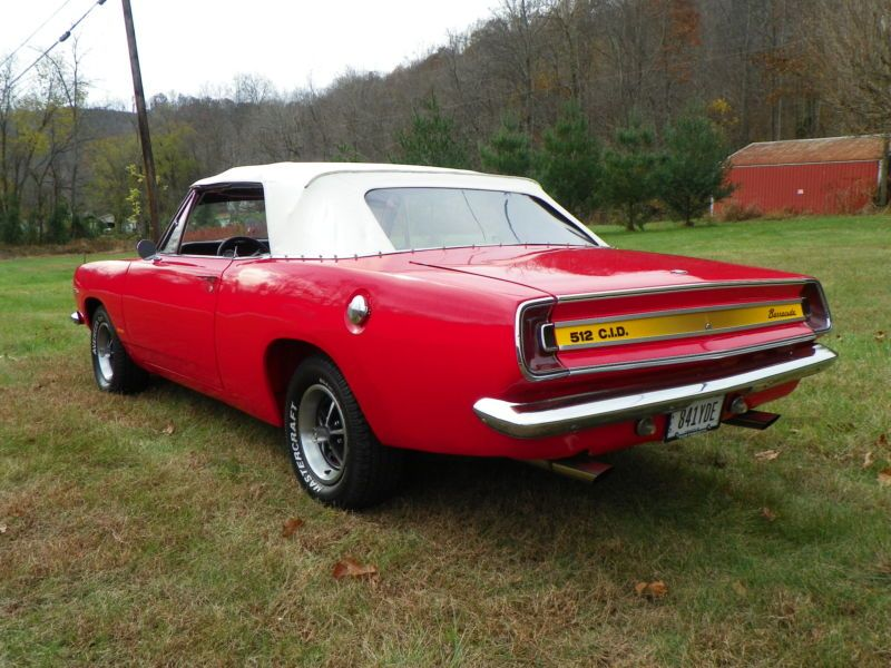 Show Us Pictures of 2nd Generation Barracudas   Mopar, Plymouth ...