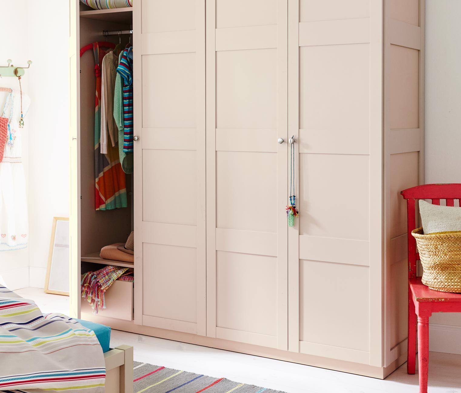Kleiderschrank in Rahmenbauweise online bestellen bei Tchibo 315330 ...