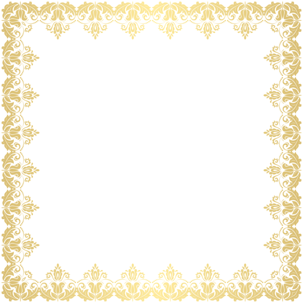 1f5065c6e85 Art Deco Borders, Frame Background, Gold Pattern, Frame Clipart, Borders  And Frames