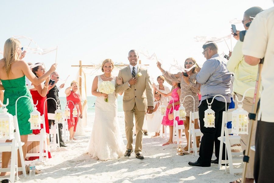All Inclusive Beach Wedding Packages In Redington Fl If You Have Fewer Than 75 Guests The Doubletree Resort May Be Perfect Venue For