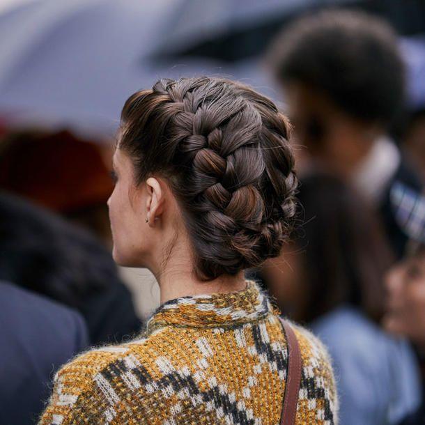 Geflochtene Frisuren langes Haar: Dies sind die schönsten geflochtenen Frisuren, #Die #die # geflochtenen Frisuren …   – Frisuren Femme Blog