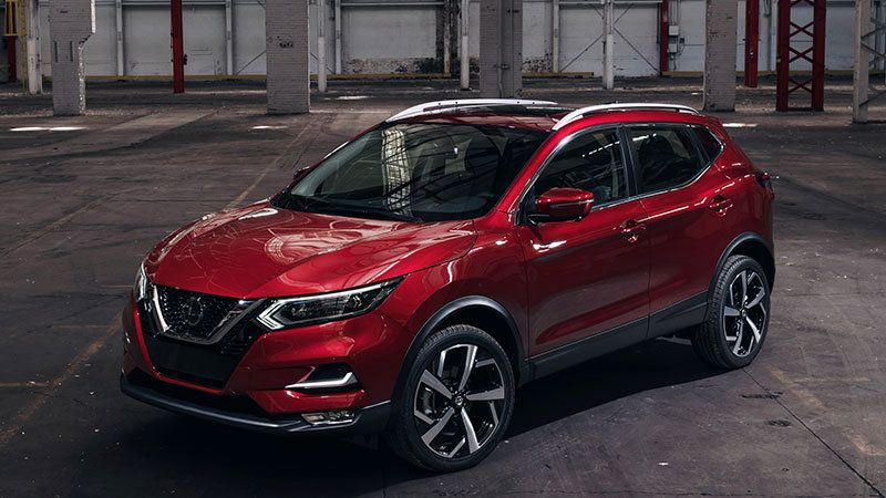 2020 Nissan Rogue Sport Gets A More Distinct Look From Big Brother