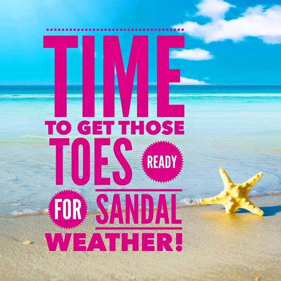 Get Those Toes Ready For The Sand Www Jendodge Jamberrynails Net Summer Pedicure Color Street Color Street Nails