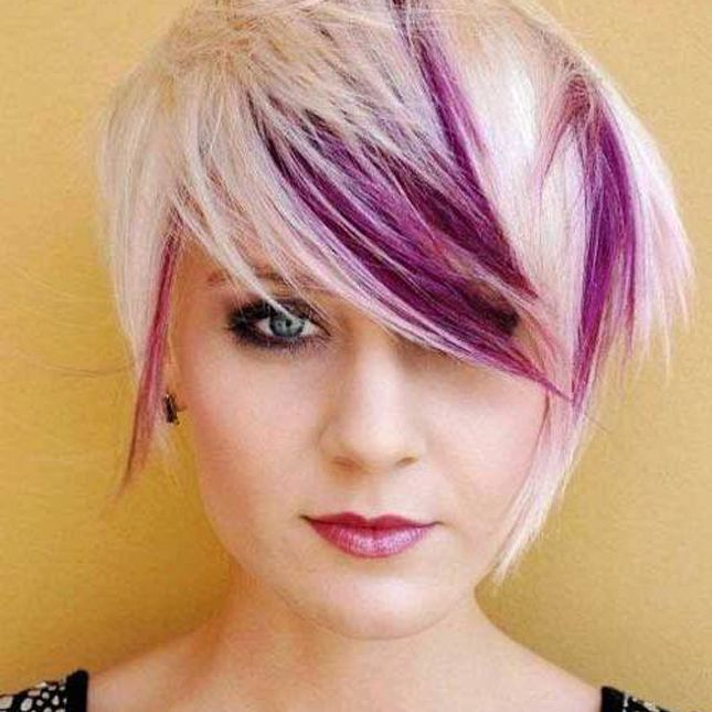 These 25 Purple Hairstyles Will Make You Want to Dye Your ...