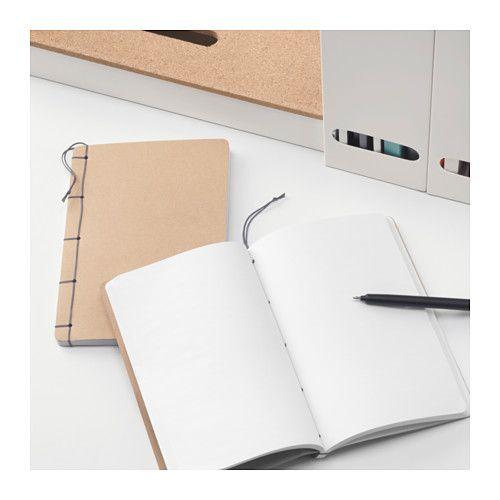 FULLFÖLJA Zápisník  - IKEA