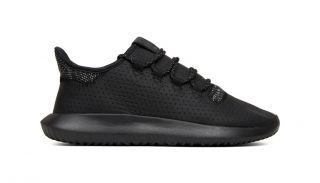 adidas : En version black, la Tubular Shadow est parfaite pour l'hiver