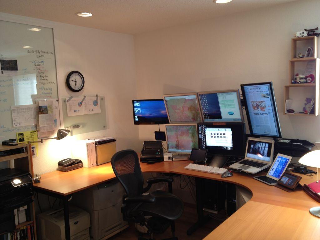 Beau Office Setup | Ideal Office Setup « Todd Clarkeu0027s Technology Corner V2.0
