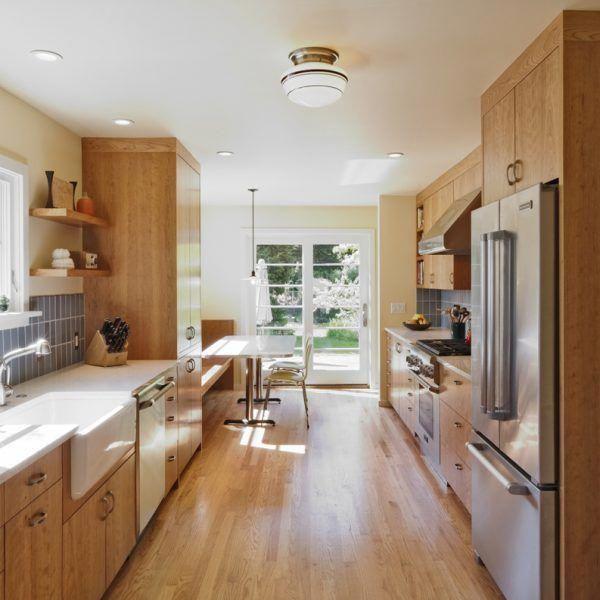 wwwmattniebuhr kitchenlayouts  galley style kitchen