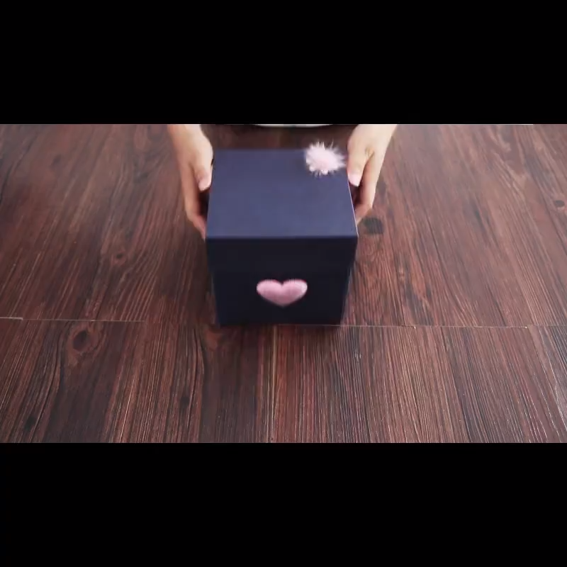 DIY Projects | DIY Crafts | DIY Ideas | DIY Exploding Box | DIY Exploding Box Idea