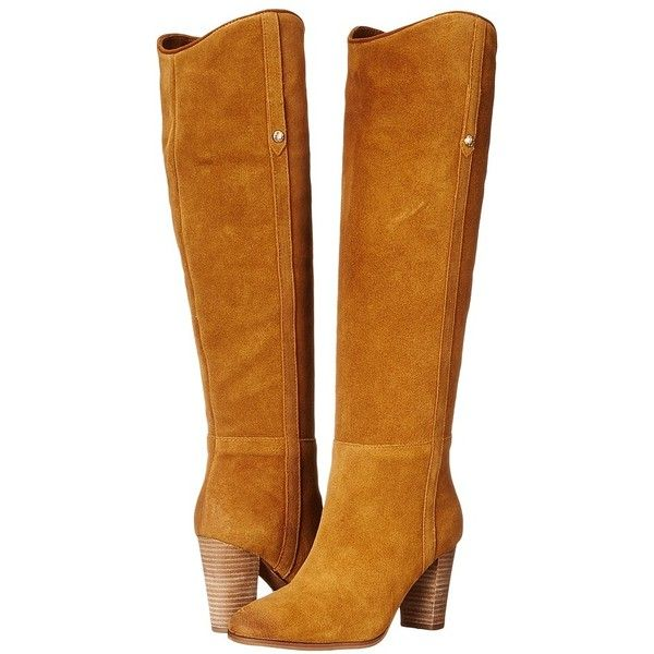 Guess Honon Womens Brown Suede Boots