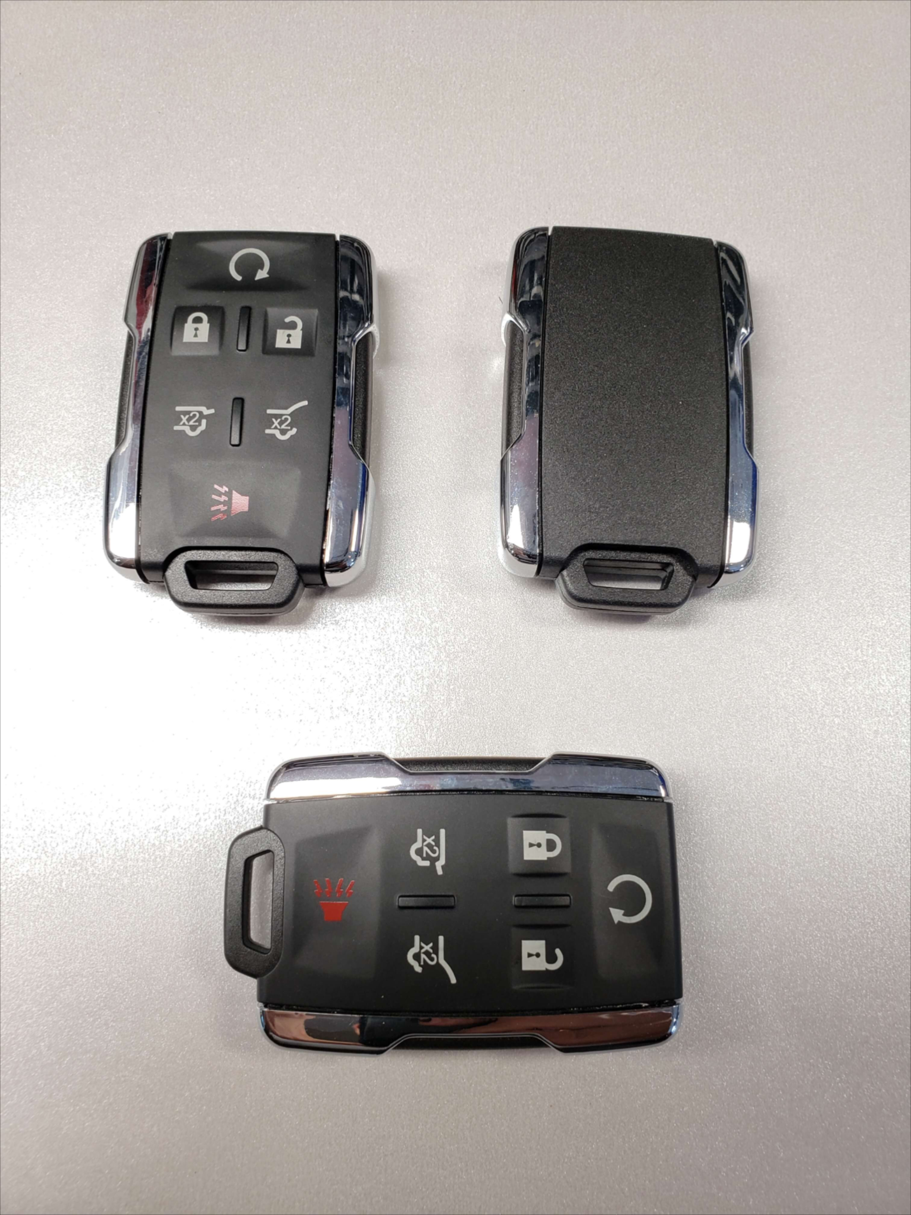 Gmc canyon car keys replacement all the information you