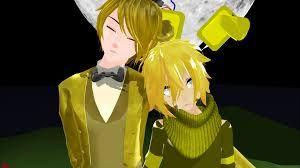 Resultado de imagen para Golden freddy x female springtrap