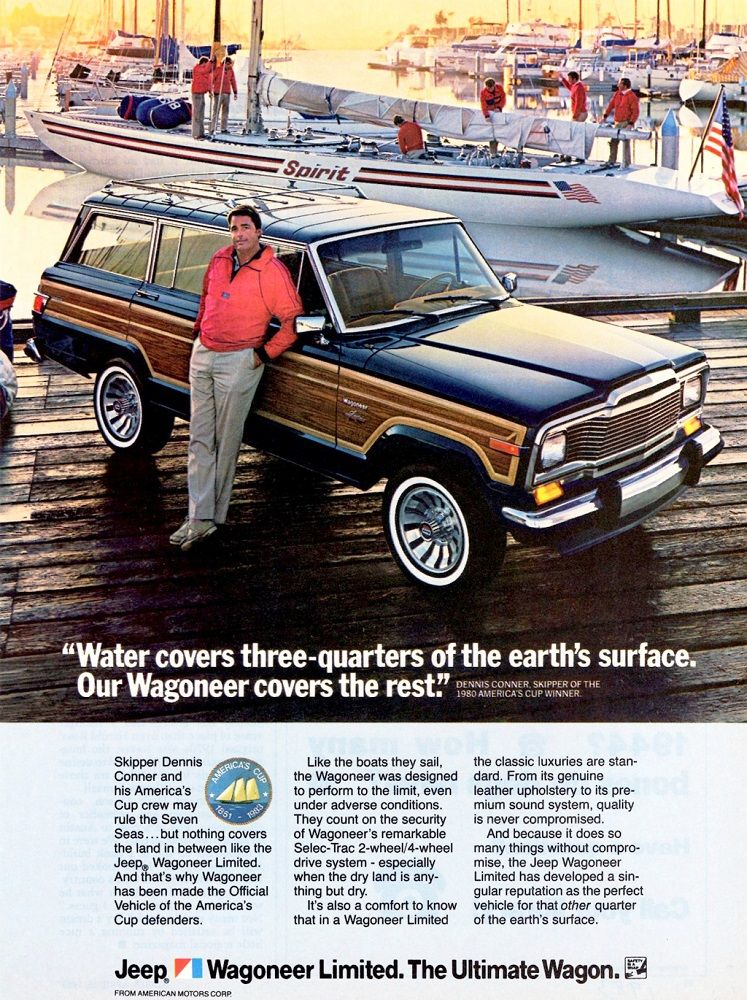 Jeep Grand Wagoneer Returns In 2019 The Best From 1961 1991 In 2020 Jeep Wagoneer Vintage Jeep Jeep Grand