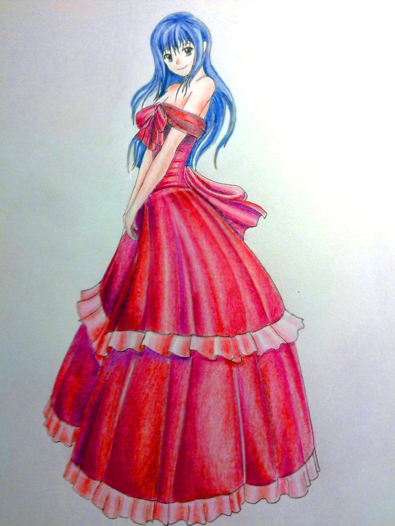 Ball gown | Anime outfits | Pinterest | Anime outfits