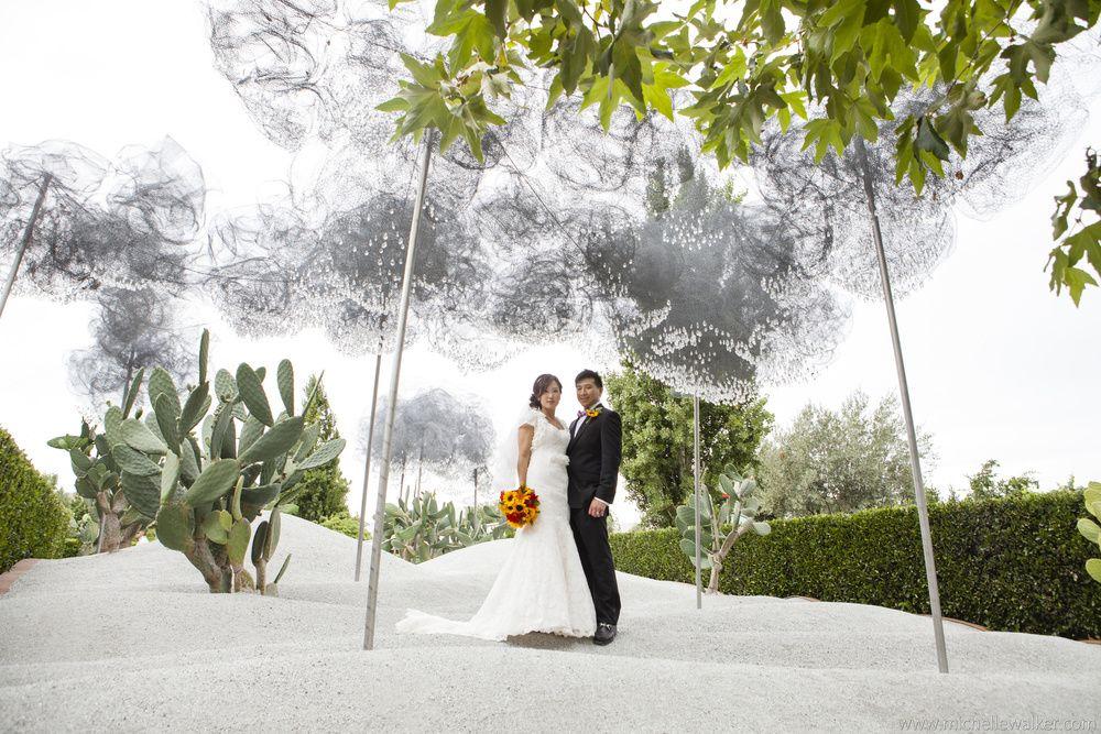 Michelle walker photography cornerstone sonoma wedding