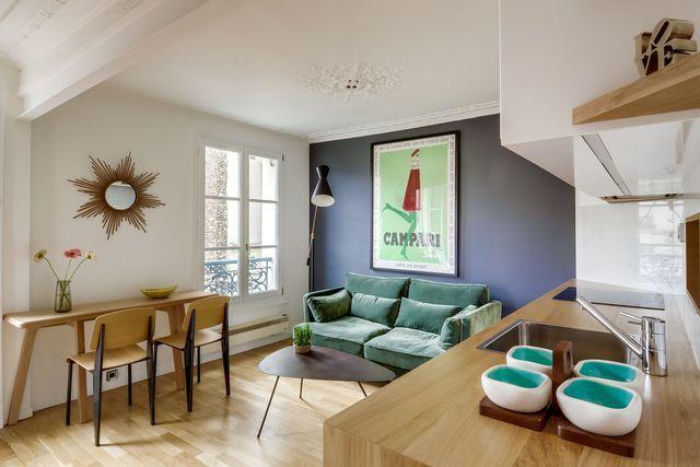 tendances peinture et couleurs 2018 c t maison tendance et couleurs. Black Bedroom Furniture Sets. Home Design Ideas