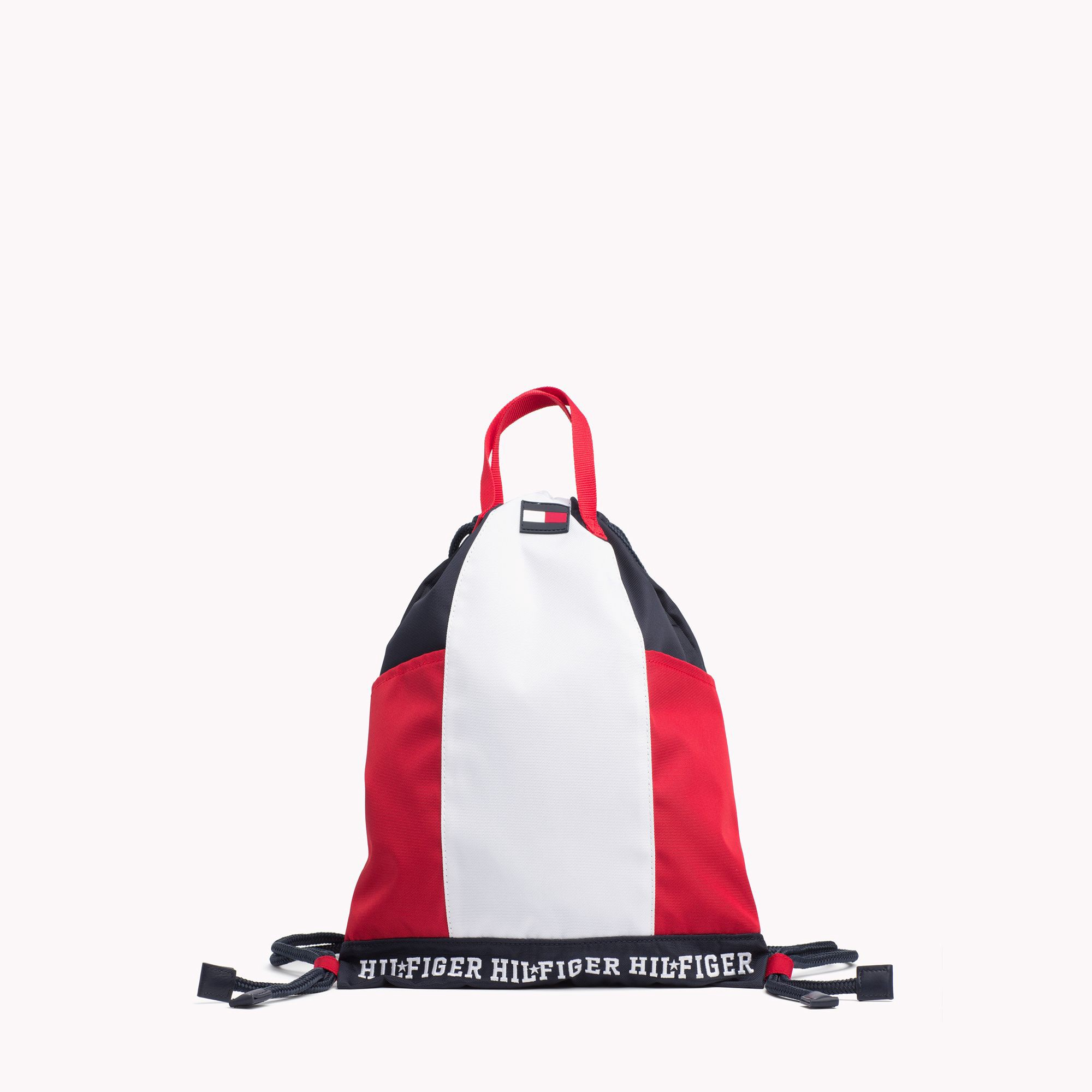 96384f46306 Tommy Hilfiger Th Kids Drawstring Backpack - Corporate Os