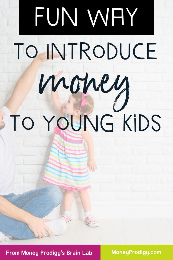 Introducing Money To Kids A Clever Way To Use Your Growth Chart