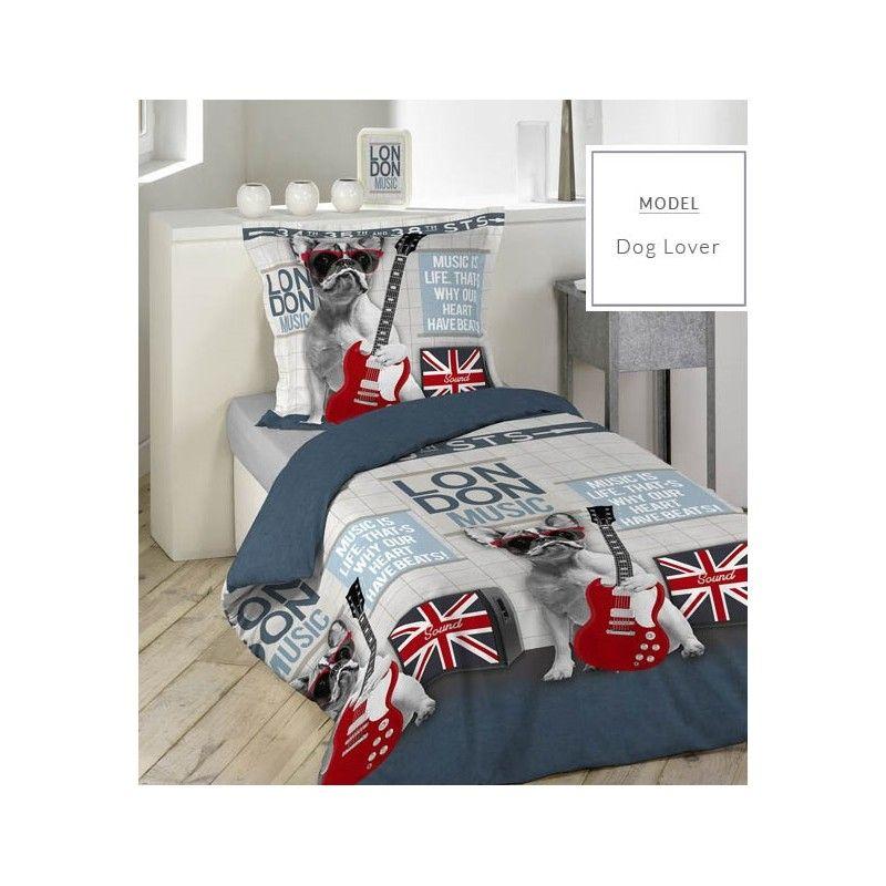 London Bavlnene Navliecky Na Posteľ V Sivej Farbe Domtextilu Sk Comforter Sets Bedroom Decor Bed