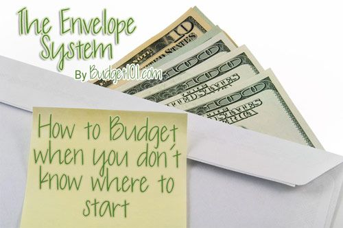 Easy Envelope Budgeting for Beginners Budgeting, Envelopes and Easy - sample money envelope template