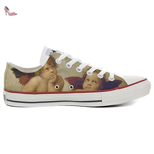 Make Your Shoes Converse Customized Adulte - chaussures coutume (produit artisanal) sexy woow size 36 EU JICcds
