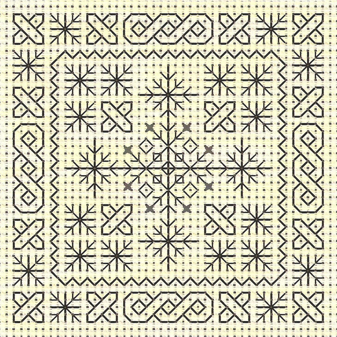 Blackwork Patterns Best Decoration