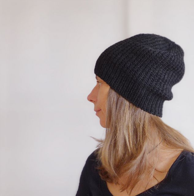 A Simple All Purpose Beanie With An X Decrease On The Crown Beanie Pattern Beanie Knit Cardigan Pattern