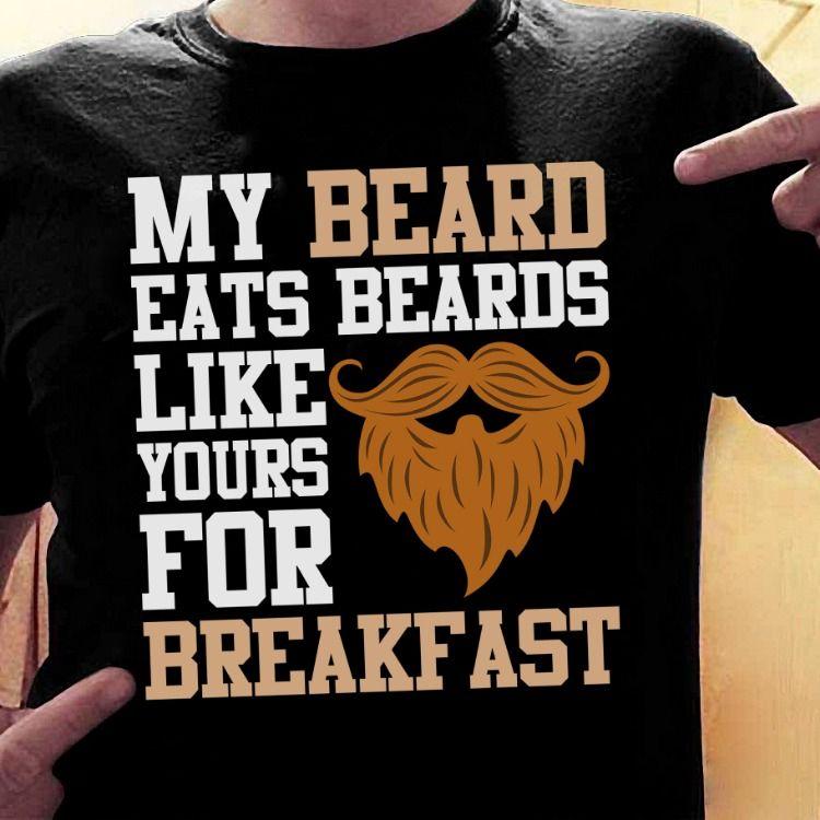 9196f8a2b4 108 Best Beard T-Shirts images in 2019 | Sweatshirts, Drinking tea, Men's  sweaters