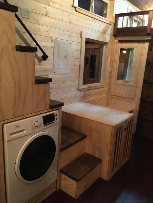 land for tiny house. Oregon Tiny House On One Acre Of Land (Sold) For