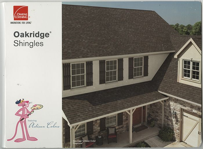 Best Oakridge Shingles Owens Corning Architectural Shingles 400 x 300