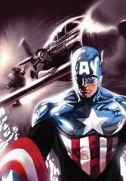 Marvel Captain America artwork