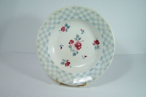 Demi Porcelain Luneville France