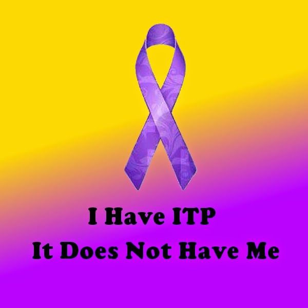 ITP     In Our Words    : Something New For ITP Awareness