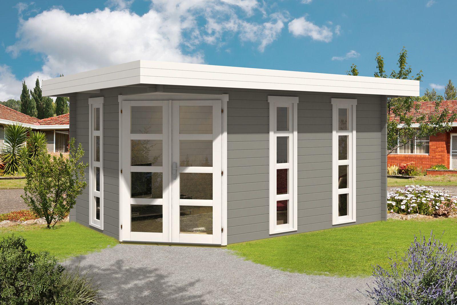 5Eck Gartenhaus Modell Lindau40 5Eck Gartenhaus Modell